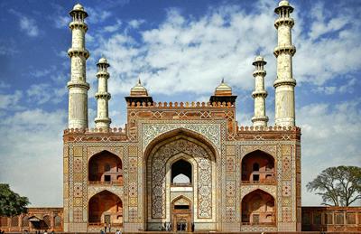 Sikandra – Akbar's Tomb