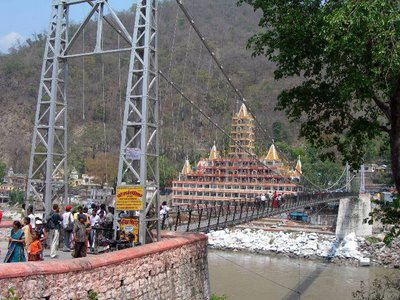 Rishikesh Temple Tour