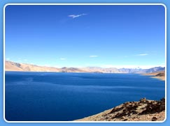 Tsomoriri Lake  to Kibber Trekking