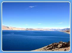Tsomoriri Lake  to Kibber Trekking