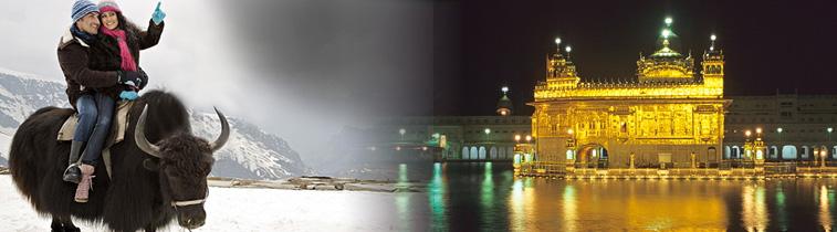 Delhi-Manali –Dalhousie- Amritsar-Delhi